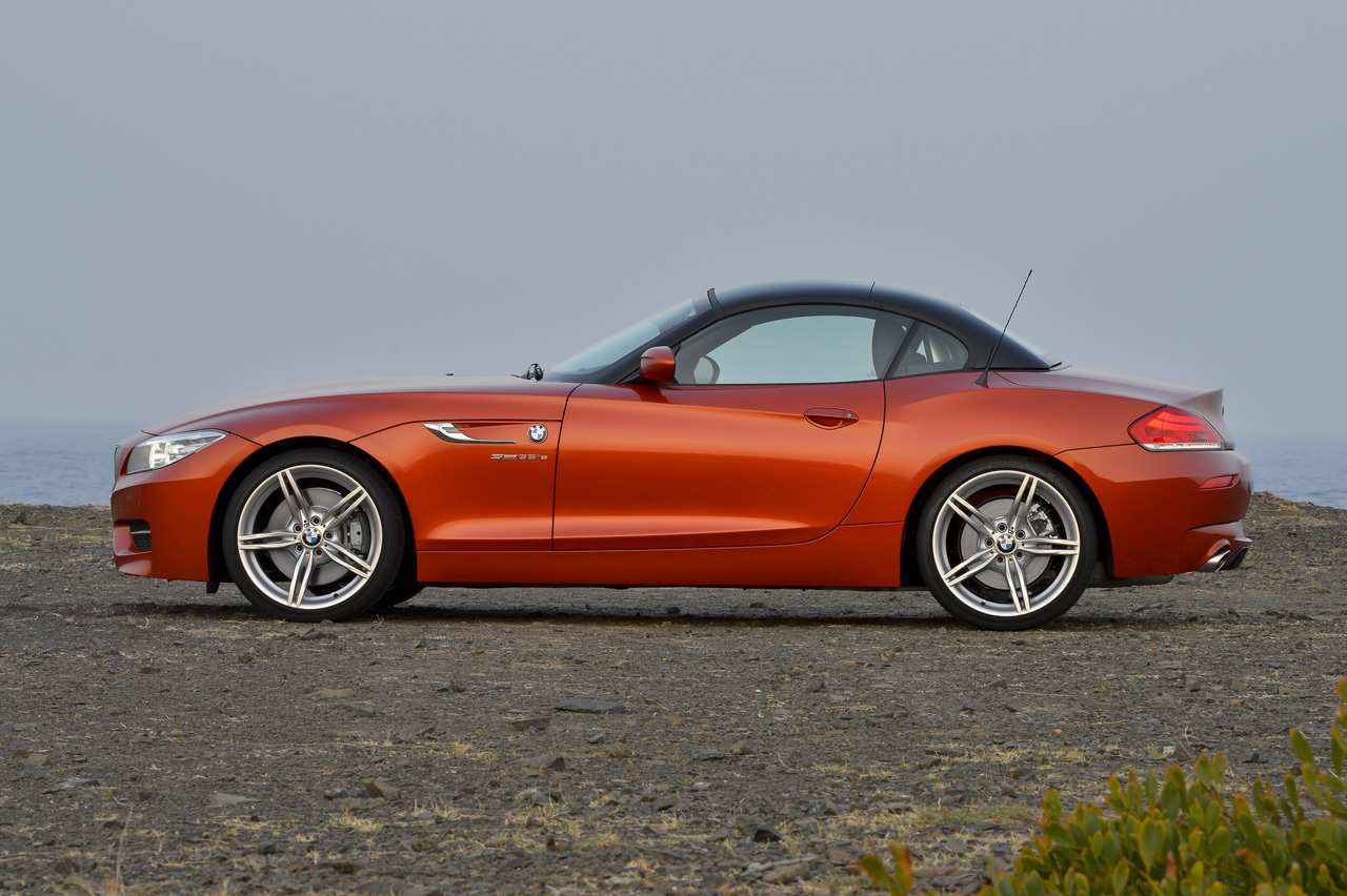 2014 BMW Z4 Photos
