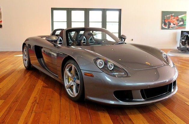 2005 Porsche Carrera GT