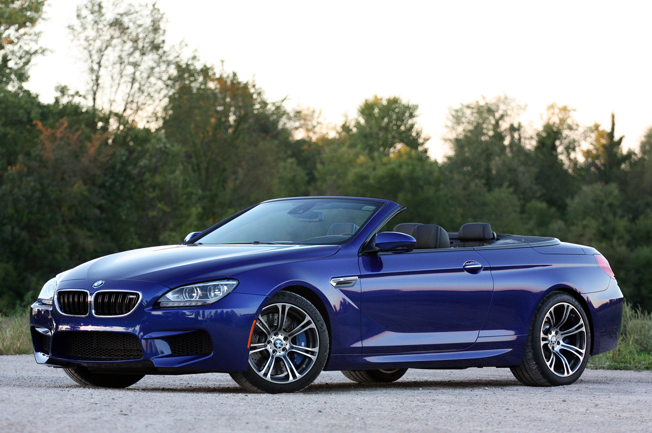 2012 bmw m6 convertible autoblog. Black Bedroom Furniture Sets. Home Design Ideas