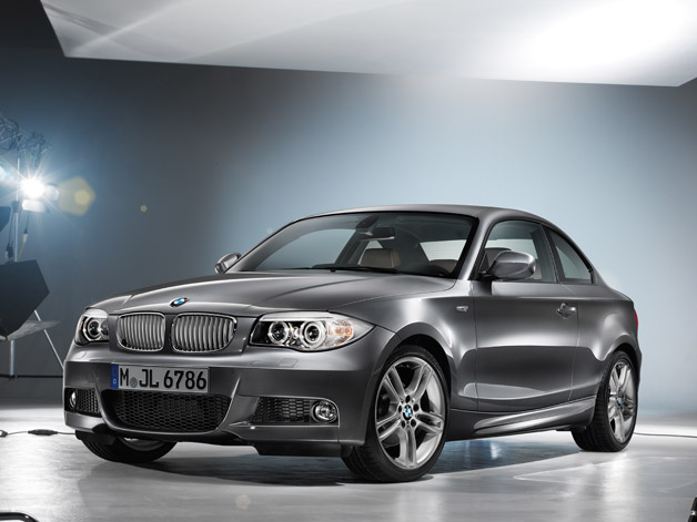 2013 BMW 1 Series Limited Edition Lifestyle Package - front three-quarter view