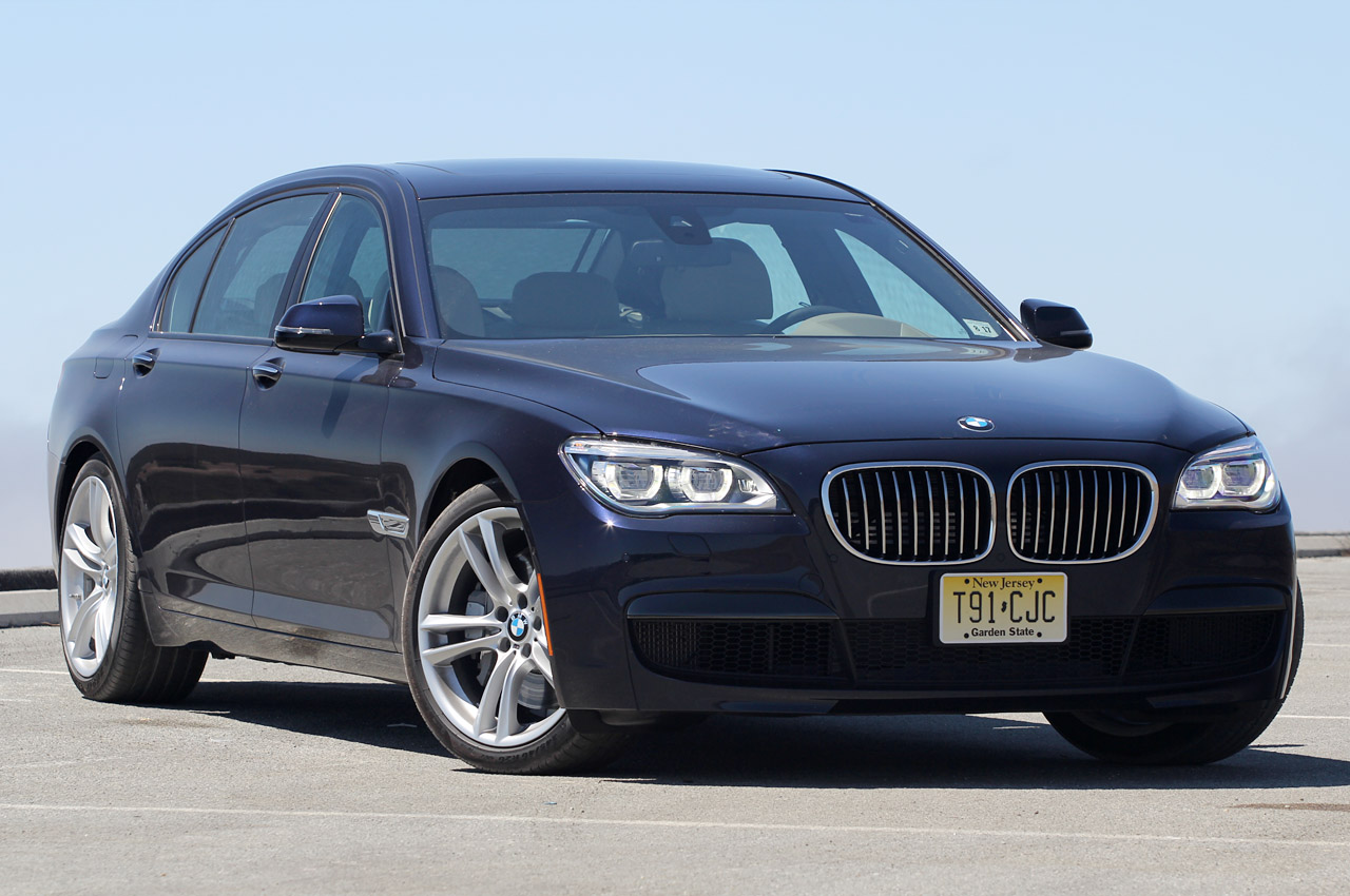 2013 Bmw 750li W Video Autoblog