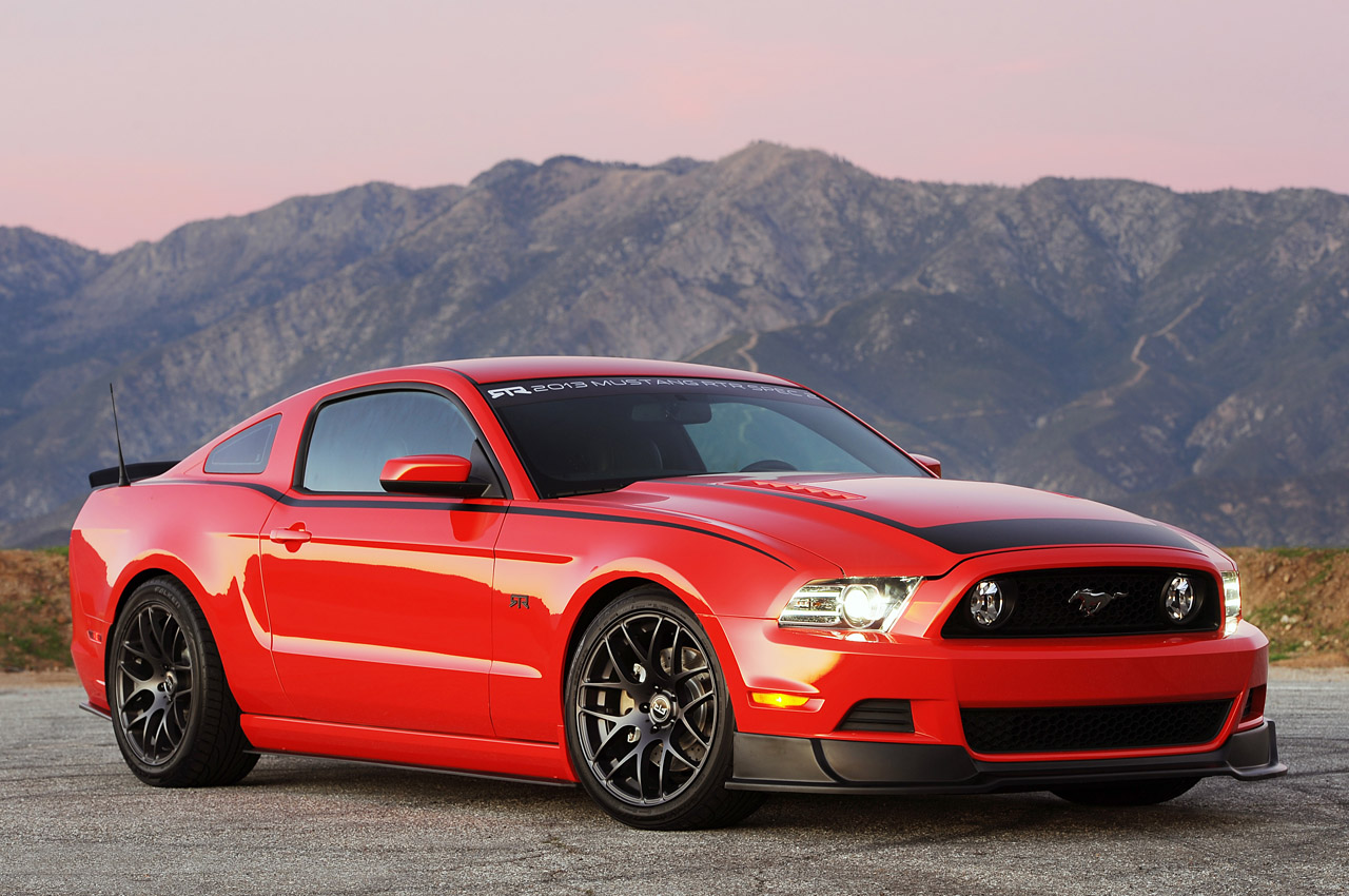 Black Book Car Values >> 2013 Ford Mustang RTR - Autoblog