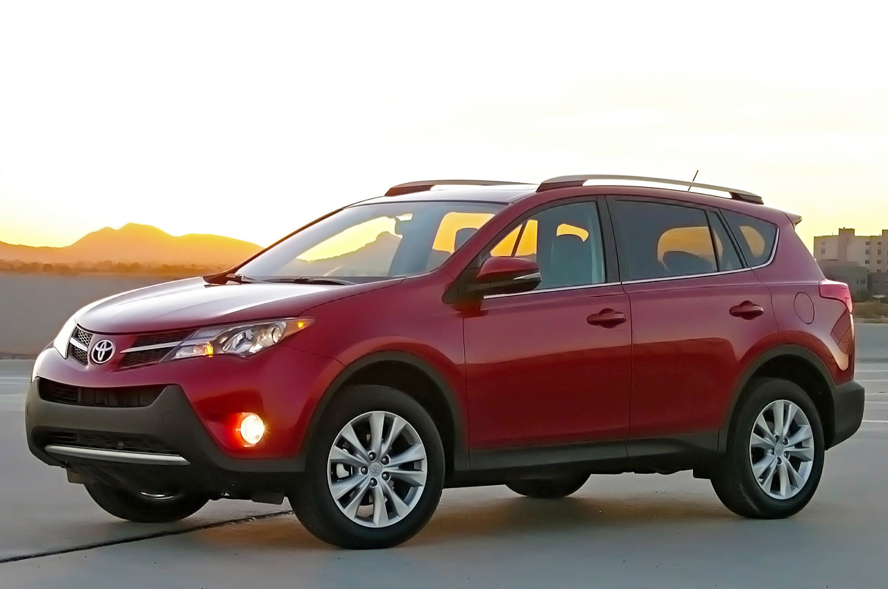 2013 Toyota Rav4 First Drive Photo Gallery Autoblog