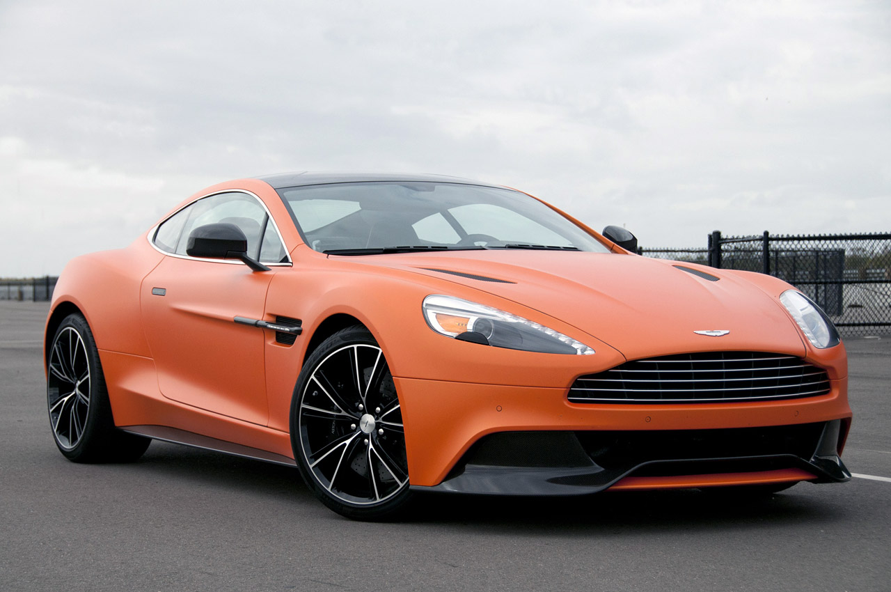 2014 aston martin vanquish w video autoblog. Black Bedroom Furniture Sets. Home Design Ideas