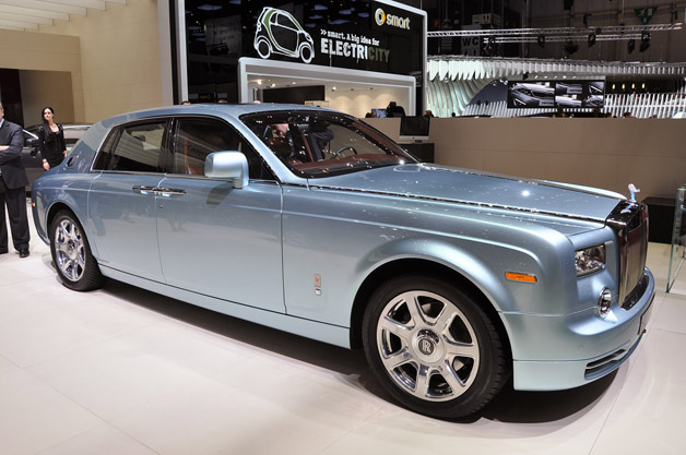 Rolls-Royce Phantom 102EX