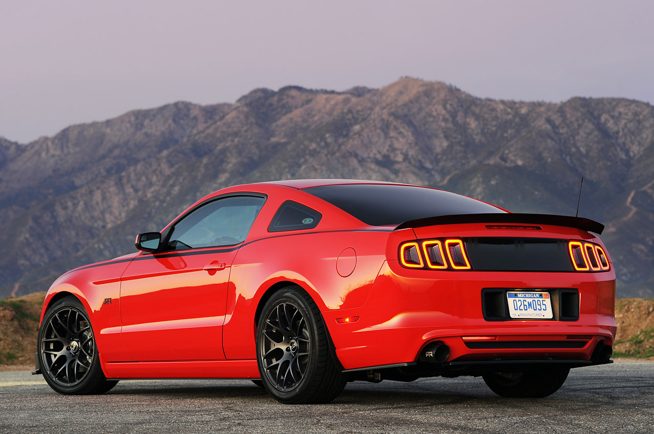 Ford Cars 2013 Models >> 2013 Ford Mustang RTR - Autoblog