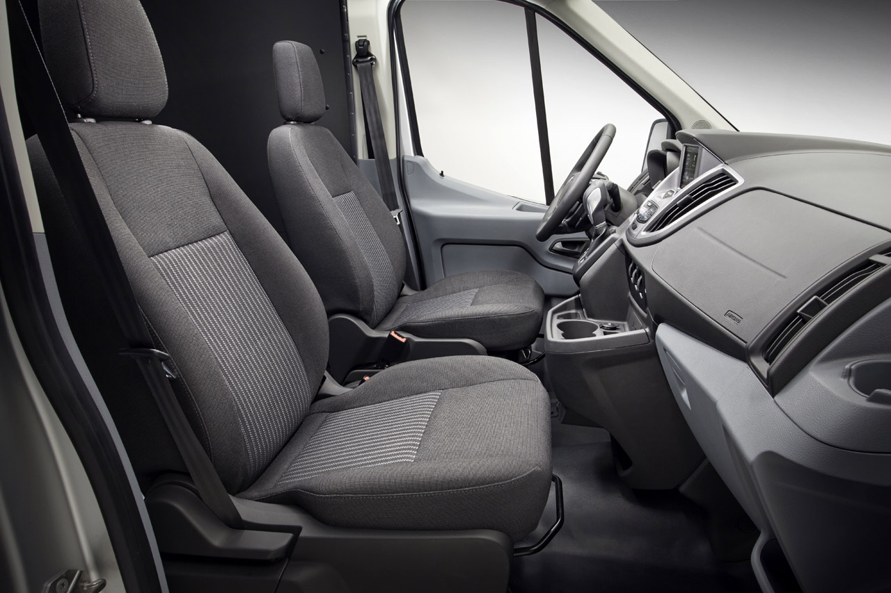 2014 ford transit photos
