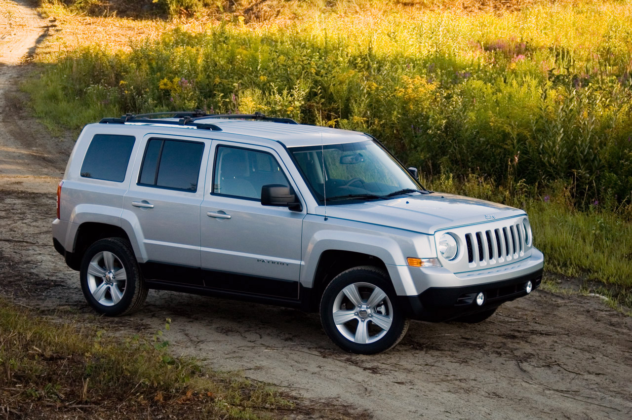 Jeep Certified Pre-Owned >> 2012 Jeep Patriot - Autoblog