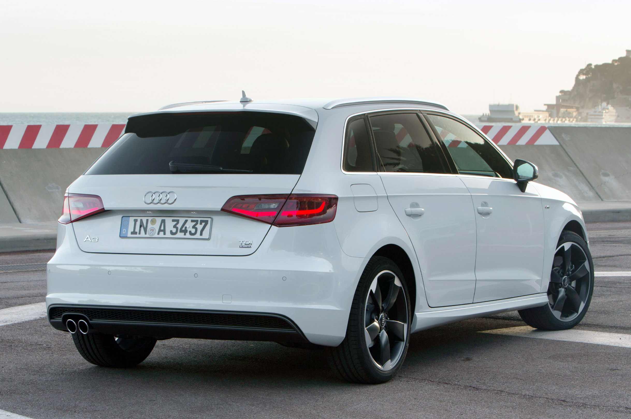2014 Audi A3 Sportback First Drive Photo Gallery Autoblog