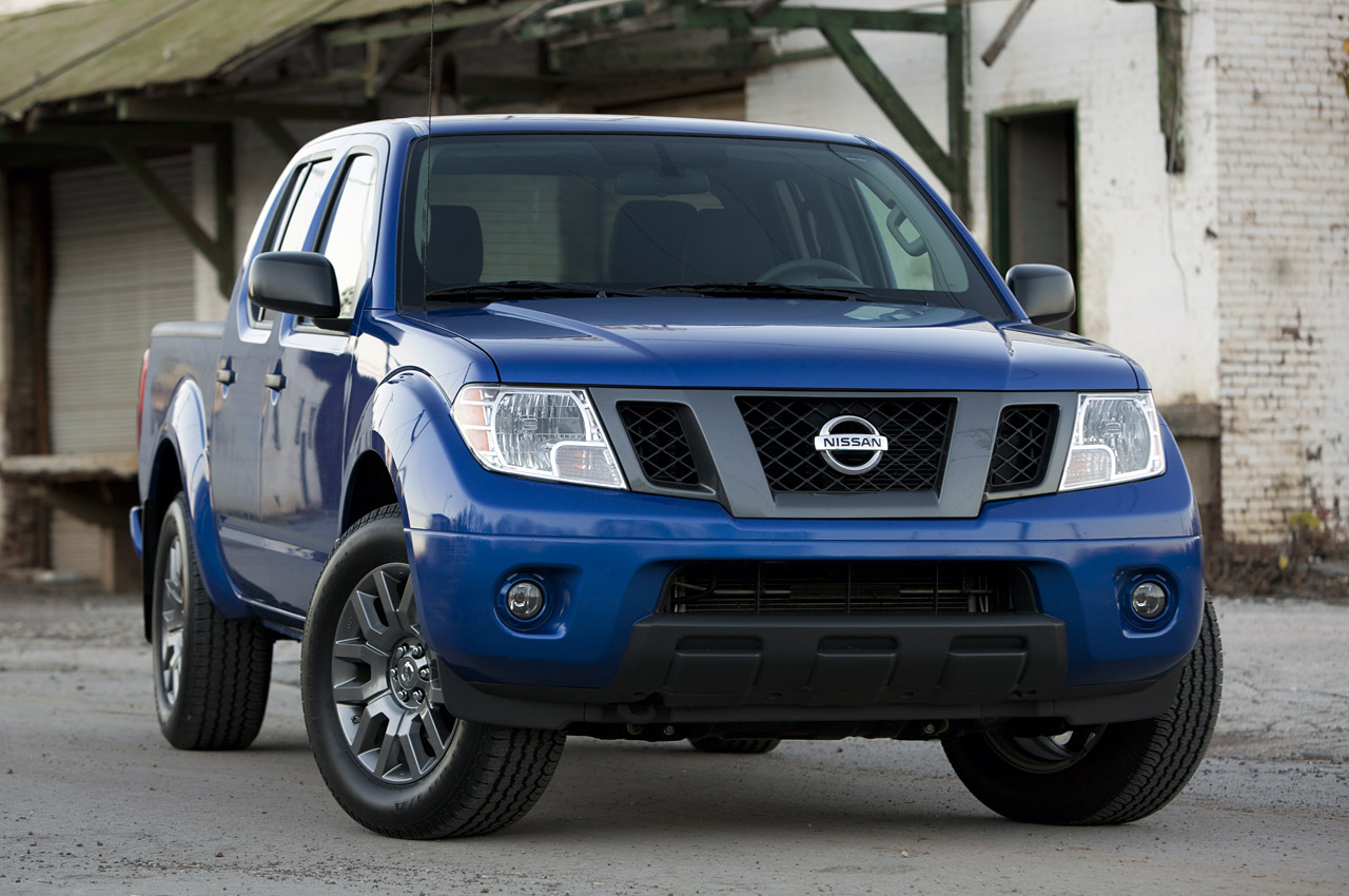 2012 nissan frontier crew cab 4x4 review photo gallery autoblog. Black Bedroom Furniture Sets. Home Design Ideas