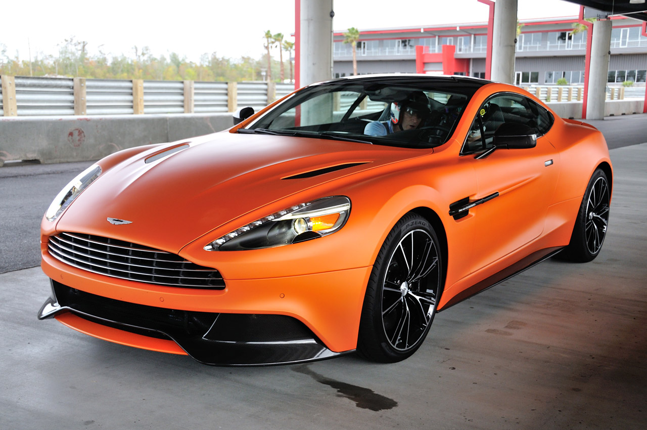 The Motoring World Aston Martin Given Temporary Exemption From USA - Aston martin usa