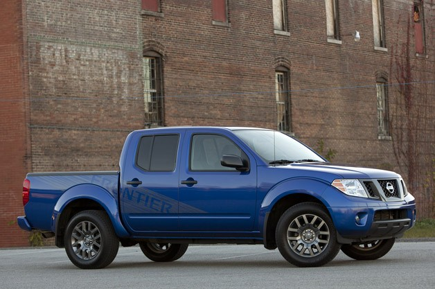 2012 Nissan Frontier Crew Cab 4x4