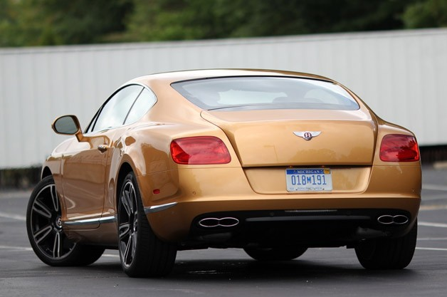 2013 Bentley Continental Gt V8 Autoblog