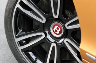 2013 Bentley Continental GT V8 wheel
