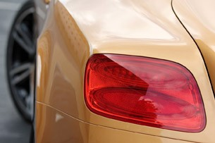 2013 Bentley Continental GT V8 taillight