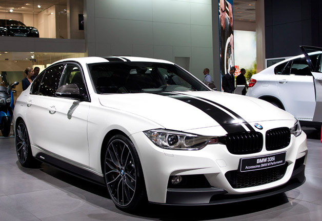 2013 BMW M Performance 3 Series