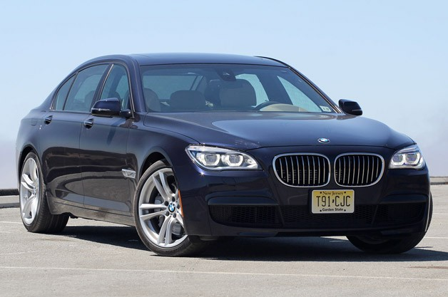 2013 BMW 750Li