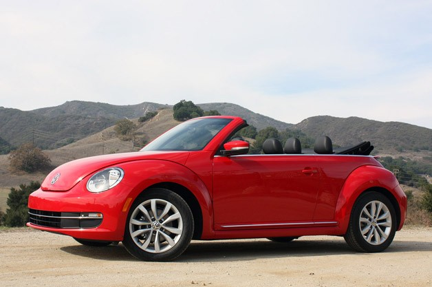 2013 Volkswagen Beetle TDI Convertible