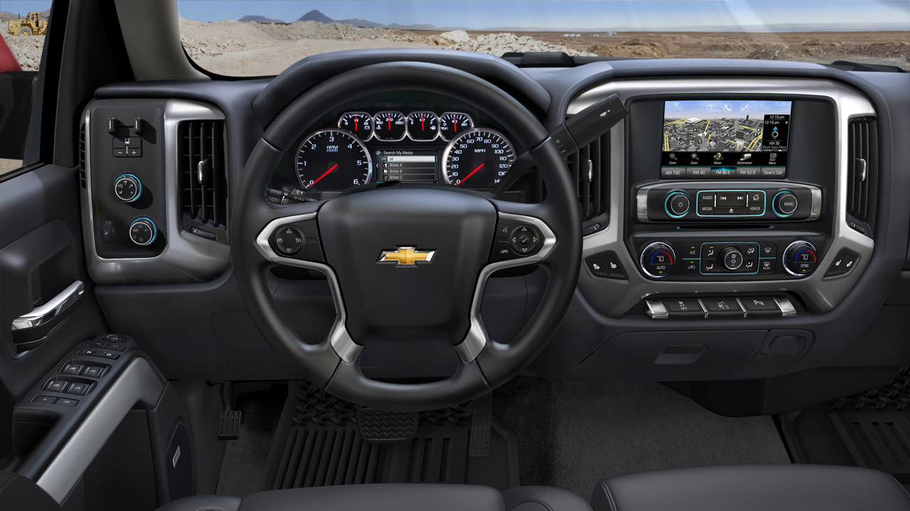 2014 Chevrolet Silverado Photo Gallery - Autoblog