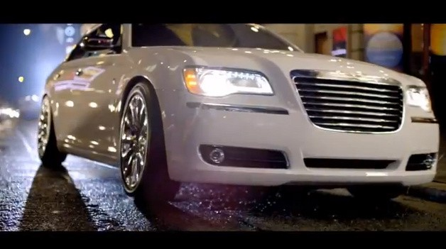 Chrysler 300 Motown Edition - commercial screencap