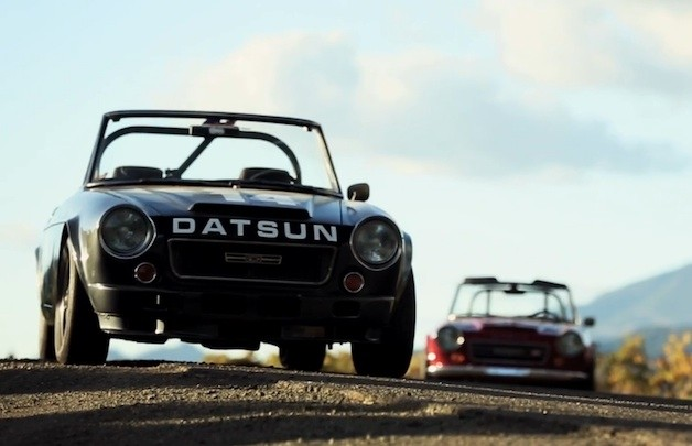Datsun Petrolicious video
