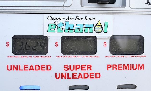 ethanol pump iowa