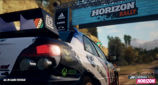 <em>Forza Horizon</em> announces Rally Expansion as well as Honda Challenge DLC packs [w/video]