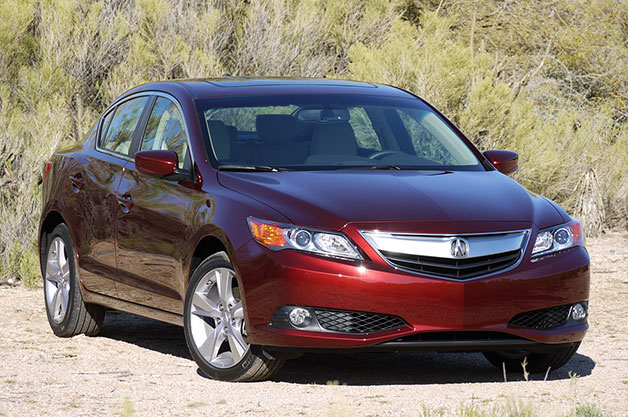 Acura ILX headed for Civic-like early upgrades