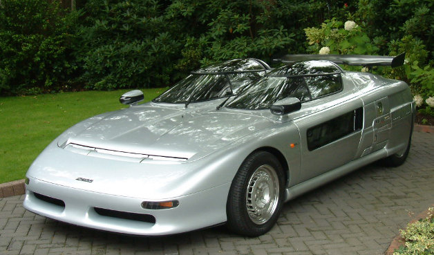 1992 Italdesign Aztec Barchetta - front three-quarter view