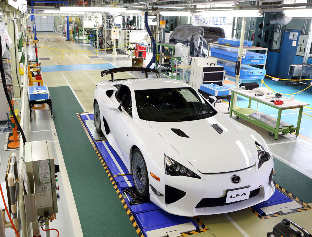 Lexus Lfa News and Information  Autoblog