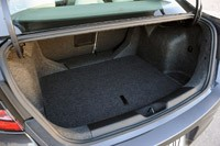 2013 Dodge Dart trunk