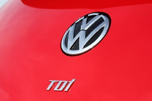 2013 Volkswagen Beetle TDI Convertible logo