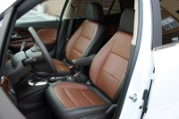 2013 Buick Encore front seats