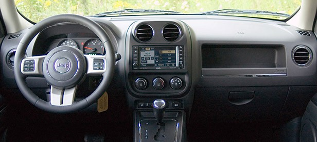 Amazing 2012 Jeep Patriot Interior ...