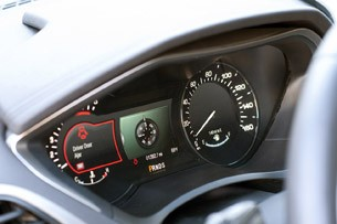 2013 Lincoln MKZ gauges