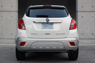 2013 Buick Encore rear view