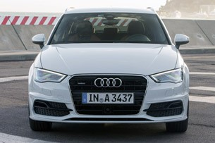 2014 Audi A3 Sportback front view
