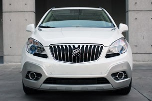 2013 Buick Encore front view