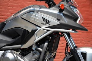 2012 Honda NC700X detail