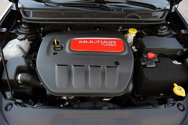 2013 Dodge Dart engine