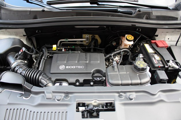 2013 Buick Encore engine