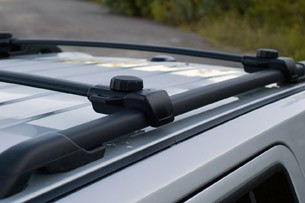 2012 Jeep Patriot roof rack