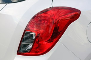 2013 Buick Encore taillight