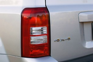2012 Jeep Patriot taillight