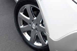 2013 Buick Encore wheel