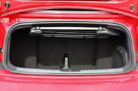 2013 Volkswagen Beetle TDI Convertible trunk