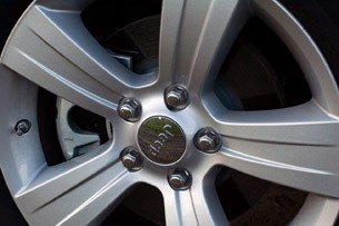2012 Jeep Patriot wheel