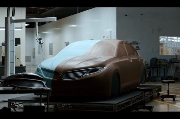Lincoln and mkz propose brand reinvention for The lincoln motor company