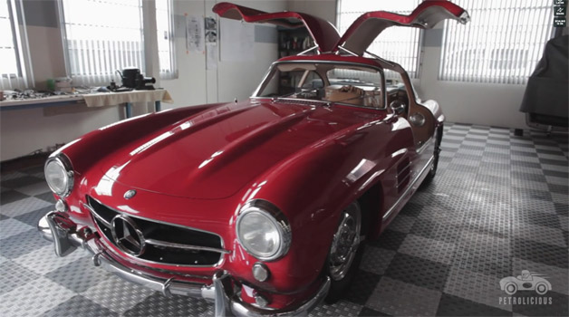 Petrolicious Gullwing