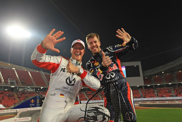 Race of Champions Germany 2012